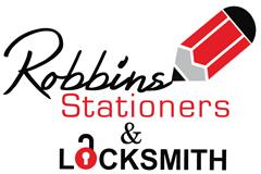 Robbins Stationers and Locksmith